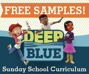 Free Sunday School Curriculum Samples