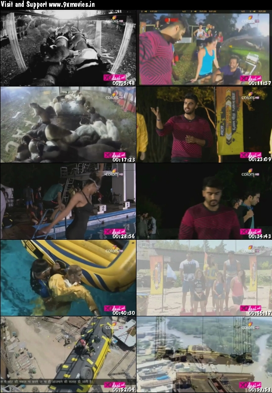 Khatron Ke Khiladi 7 Hindi 07 Feb 2016 HDTV 480p