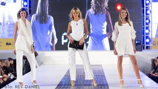Calandra primavera verano 2016. Moda argentina 2016.