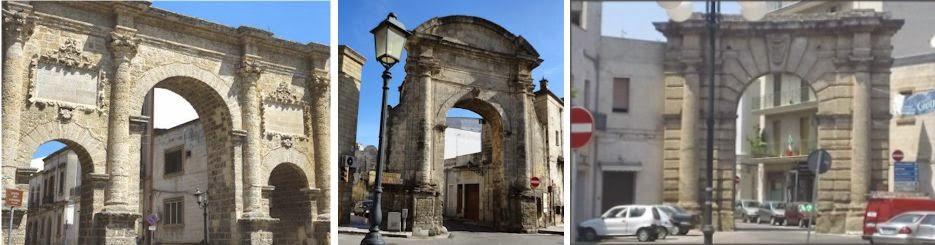 Porta Francavilla Fontana