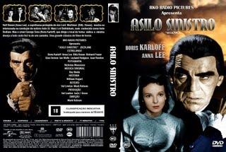 ASILO SINISTRO (1946) - REMASTERIZADO