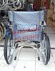 Bagian Belakang Kursi Roda