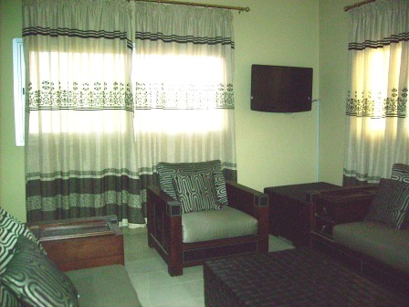 villa meubl e louer almadies 04 chambres salon cuisines. Black Bedroom Furniture Sets. Home Design Ideas