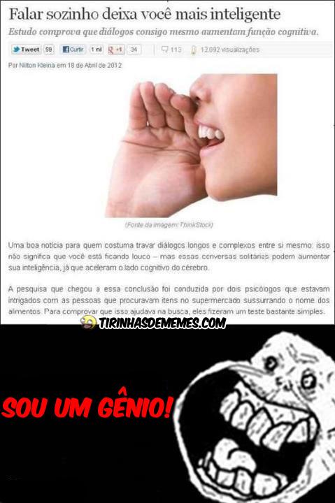 Tirinhas memes - Página 4 Falar+sozinho+inteligente+forever+alone