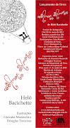 Elos do Conto e Liddo convidam para o Lançamento do livro Amor, amor: (tn eflyer amor amor)