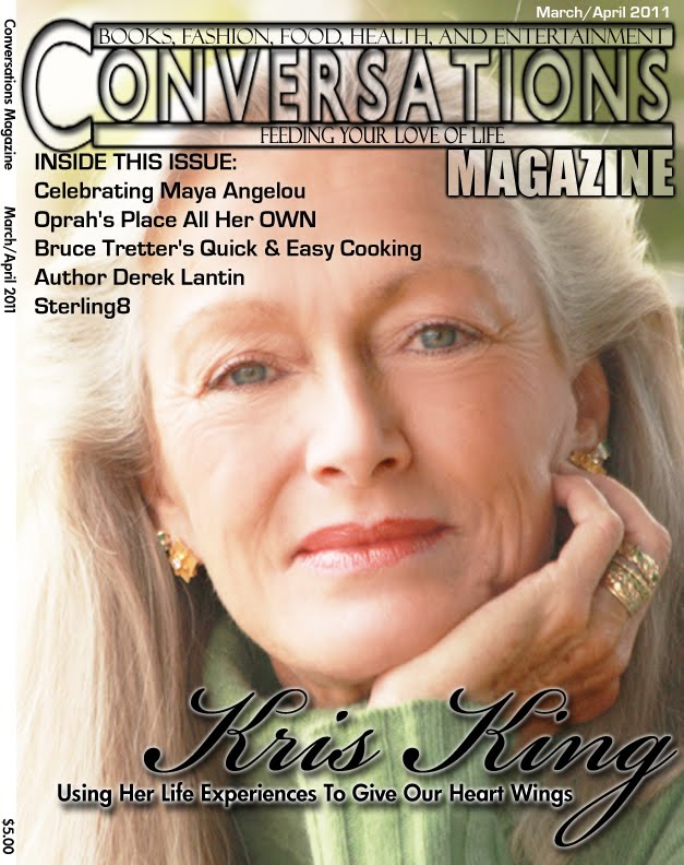 Missed the March/April 2011 Cover of Conversations Magazine?