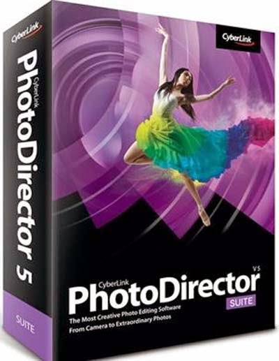 CyberLink PhotoDirector Suite