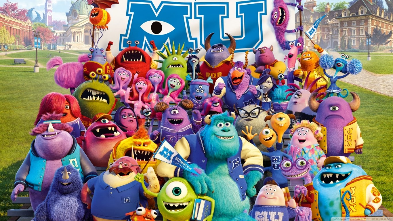 Good Wallpaper Movie Animated - monsters_university-wallpaper-1366x768  Pictures_15814.jpg