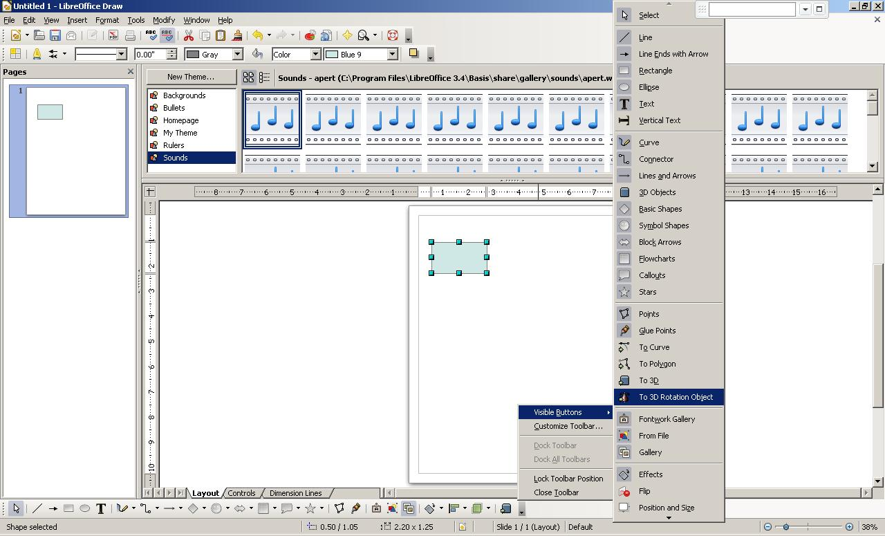 Technology trivials free opensource drawing tool libreoffice draw vs microsoft visio - Open office vs office libre ...