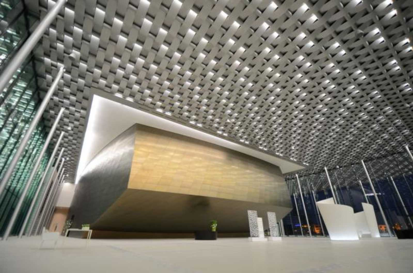 National Theatre Of Bahrain By Architecture Studio