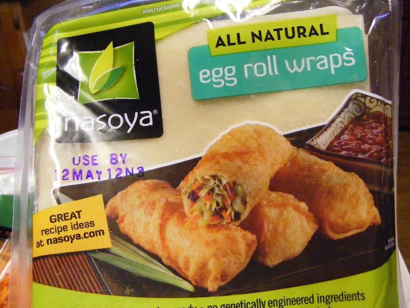 The Trailer Queen: Easy homemade egg rolls