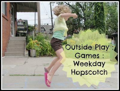 weekday hopscotch