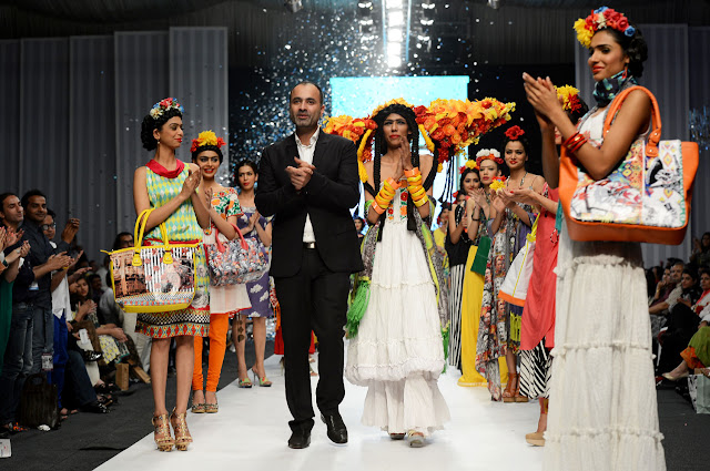 a Deepak Parwani outfit