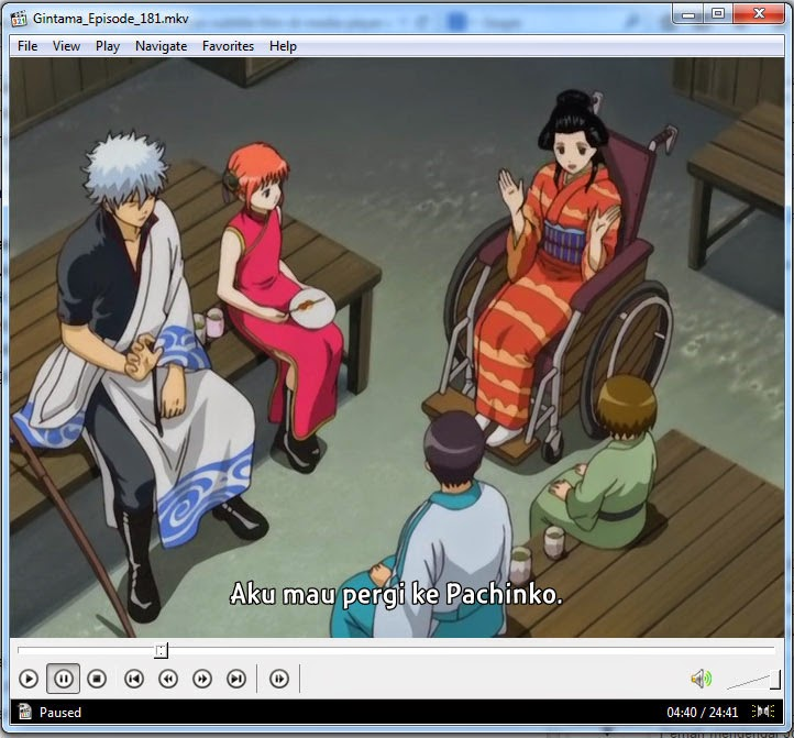 Gintama Episode 181