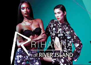 Rihanna for RiverIsland