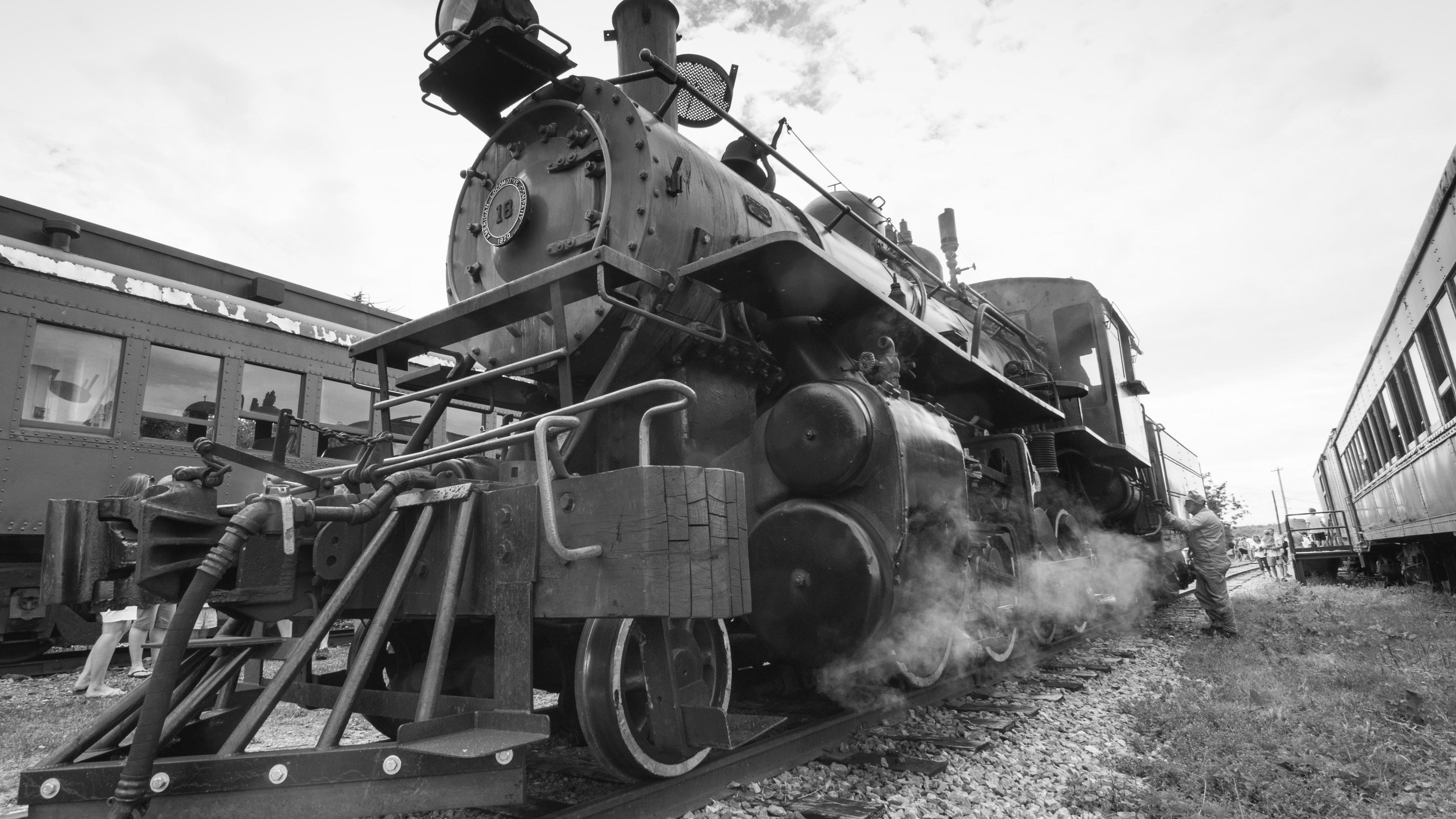 steam locomotive hd wallpapers - photo #26