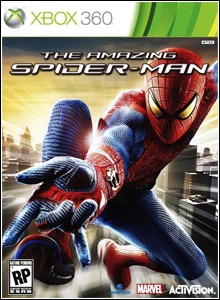 Download Jogo The Amazing Spider-Man Xbox 360 (RF) 2012