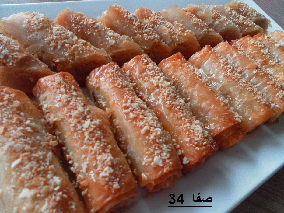شهيوات رمضان 2014 : محنشة وسيكار باللوز