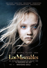 Los Miserables. Tom Hooper, 2012