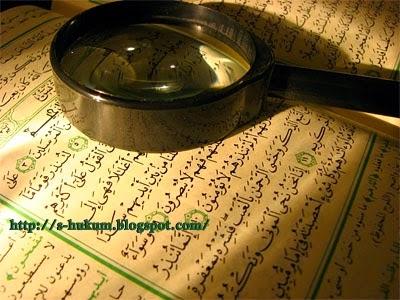 Fadlilah Membaca Qur'an