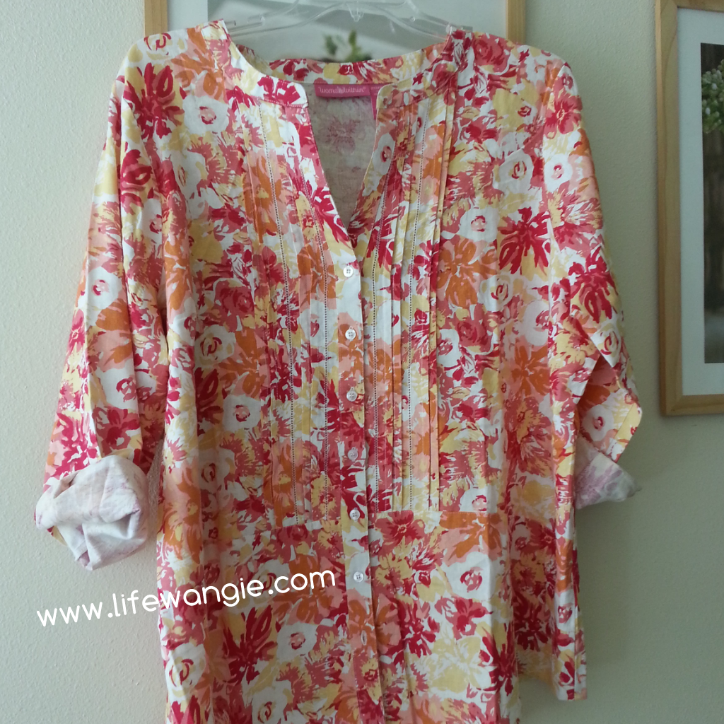 Floral Shirt from OneStopPlus