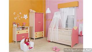 Alfemo mobilya bebek odası modeli 2012