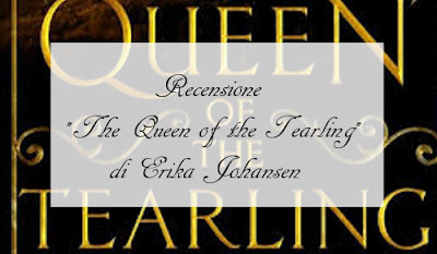 "Recensione | ""The Queen of the Tearling"" di Erika Johansen"