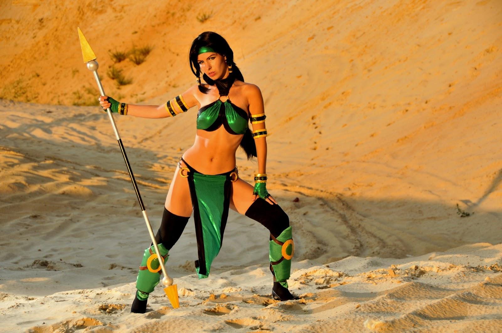 Mortal kombat 9 jade naiked erotica wild girl