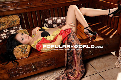 Ririen Tjandra for Popular Magazine, November 2012 (Part 2)