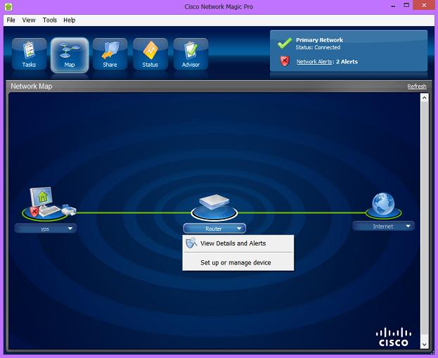 key cisco network magic pro 5.5.9195
