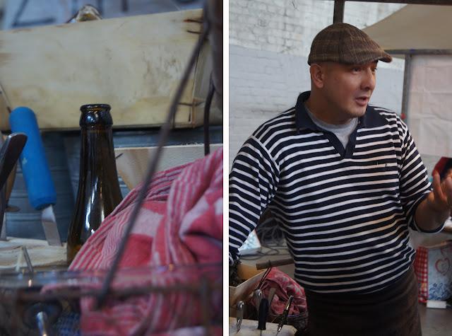 Neighbourfood market, oesters, zilt en zalig, fotografie