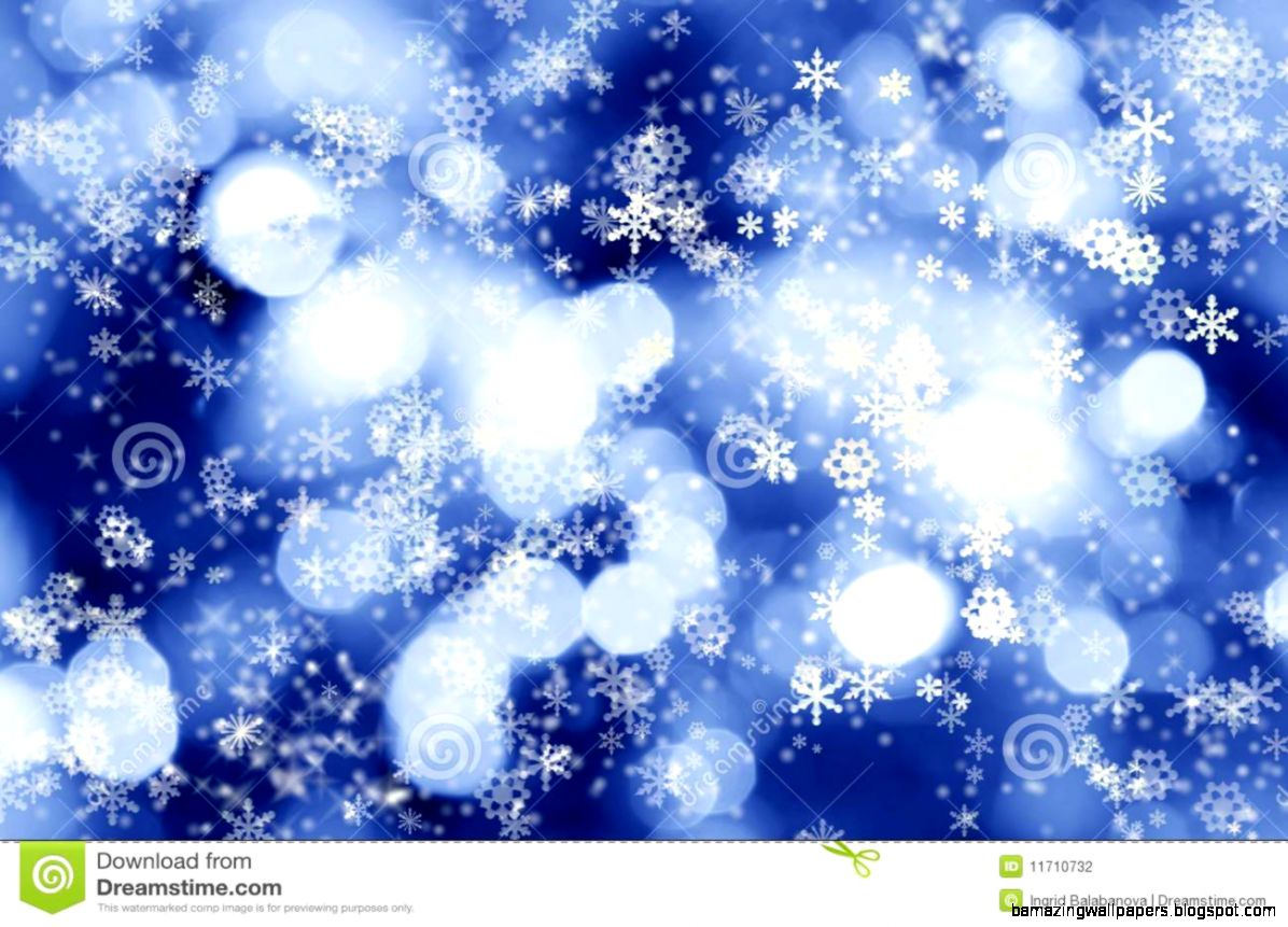 Winter Lights Background Stock Photography   Image 11710732