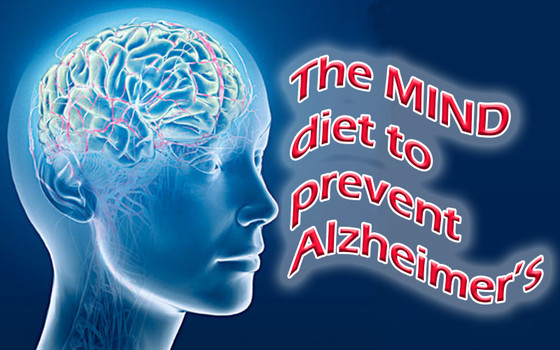The MIND diet 'reduces risk of Alzheimer's'