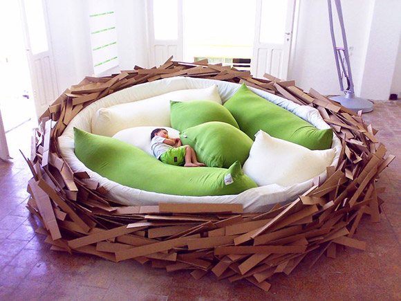 15 Unusual Beds and Creative Bed Designs - Part 5.
