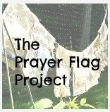 A Prayer Flag Project Button