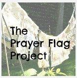 A Prayer Flag Project Button