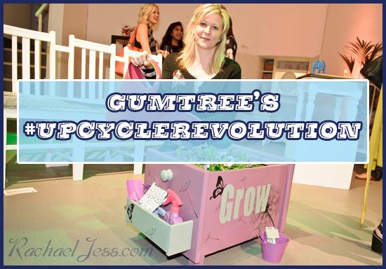 #UpcyleRevolution
