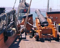 Juegos de Escape From HMS Victory