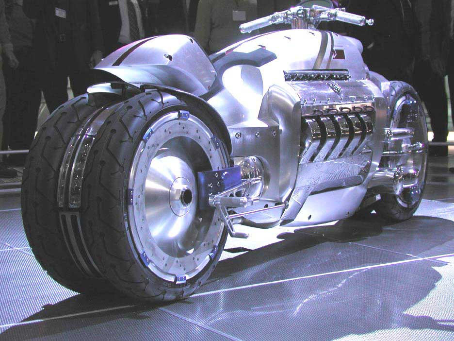 Beautiful Bikes Dodge Tomahawk