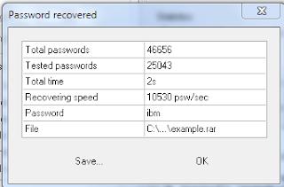 rar password recovery 1.1 rc17 crack download