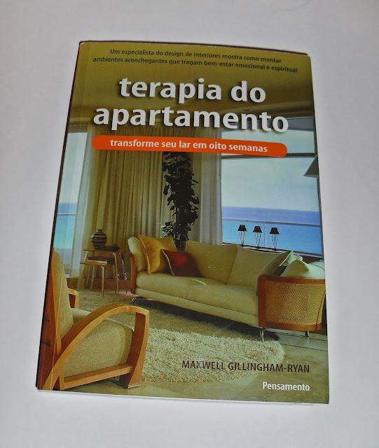 capa livro Terapia do Apartamento - Maxwell Ryan