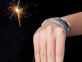 MANICURE IPER GLAMOUR PER LA NOTTE DI CAPODANNO? Estrosa propone la Shine Collection!!!!