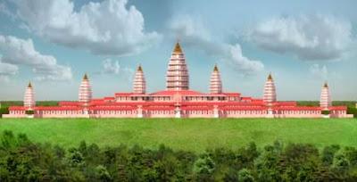 Tallest Temple - Virat Ramayan Mandir