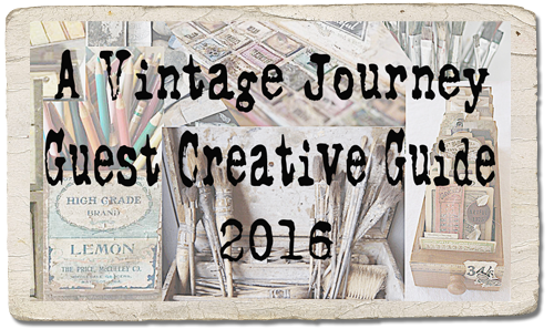 A Vintage Journey Guest Creative Guide