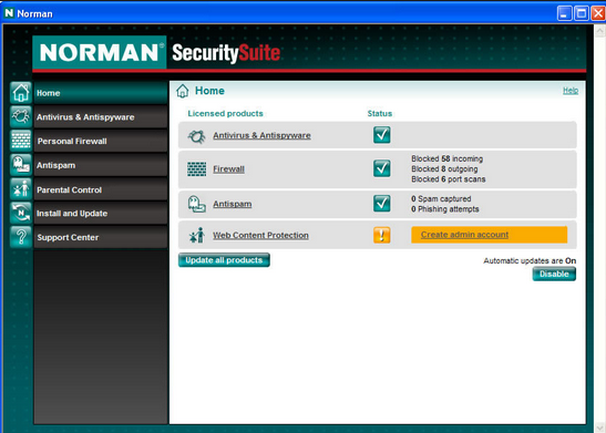 Download Norman Malware Cleaner