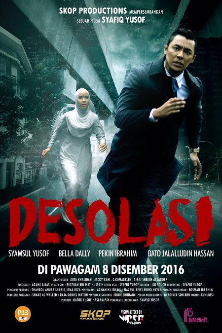 8 DISEMBER 2016 - DESOLASI (MALAY)