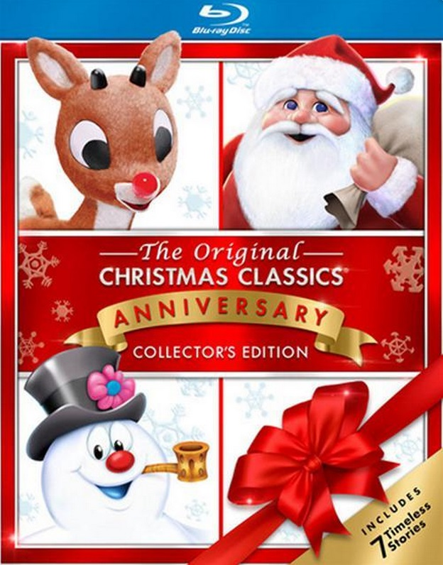 The Delbert Cartoon Report: New Christmas Blu-ray to Include Mr ...