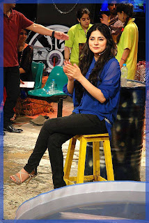 Pakistani Cute Sanam Baloch Innocent Looks 2013