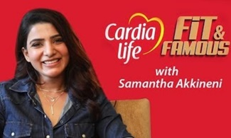 I like lifting weights : Samantha Akkineni on her favourite workouts | Fit & Famous
