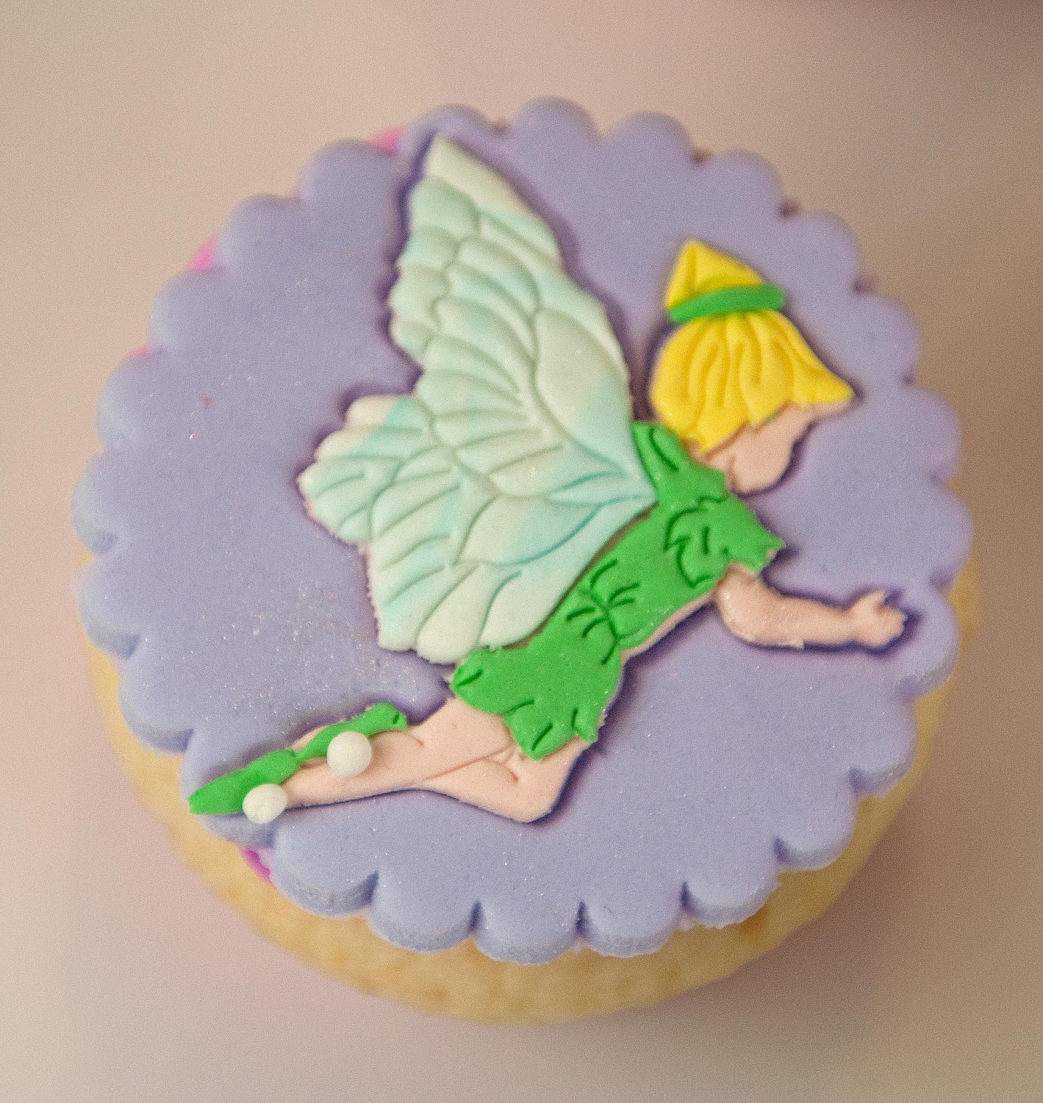 sugarbird sweets and cakery tinkerbell and baby showers